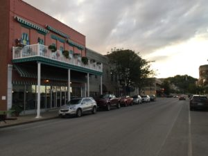 Downtown Hannibal