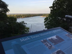 View from Hannibal Lighthouse